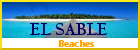 El Sable, beaches, Places