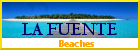 La Fuente, beaches