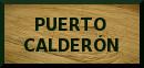 Puerto Calderón: access