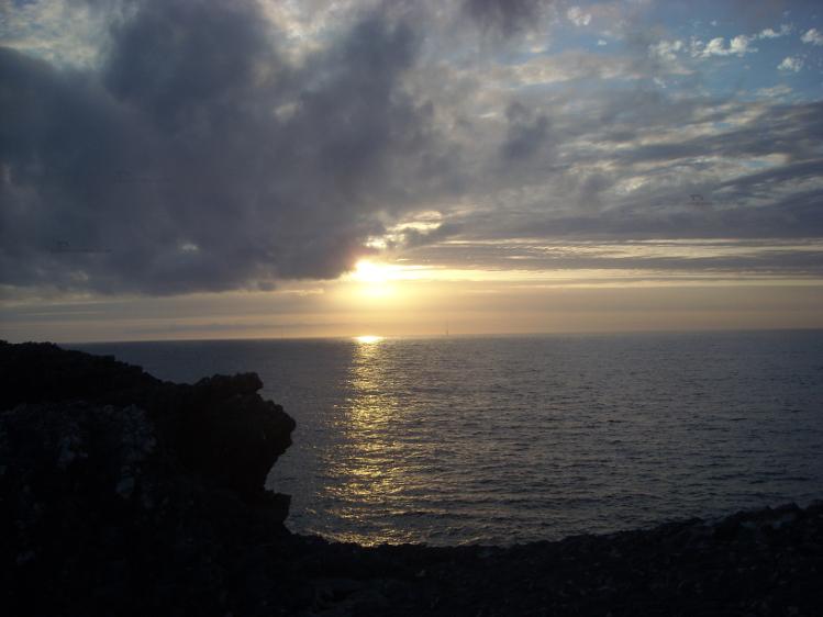 Mar Cantábrico. Cantabrian Sea. santander, costa norte