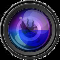 Header, photographs