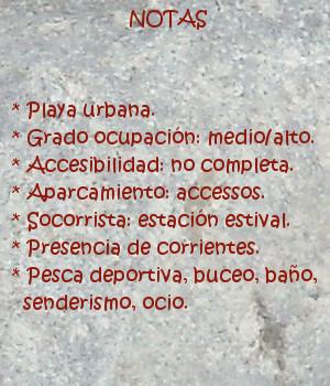 La Maruca lugar, notas