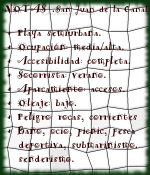 SanJuandelaCanal, Notas