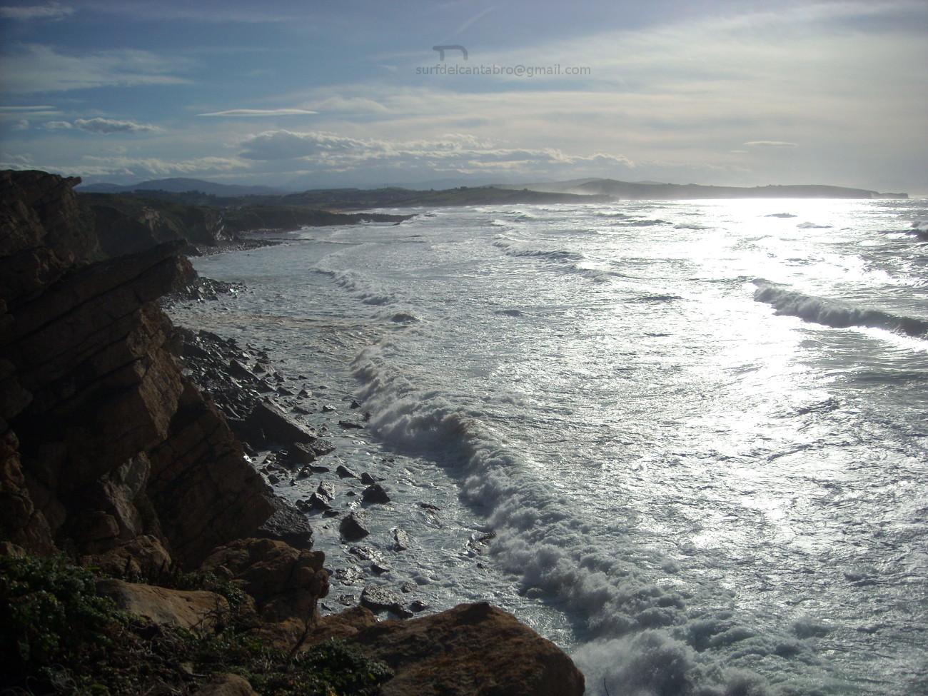 covered coast