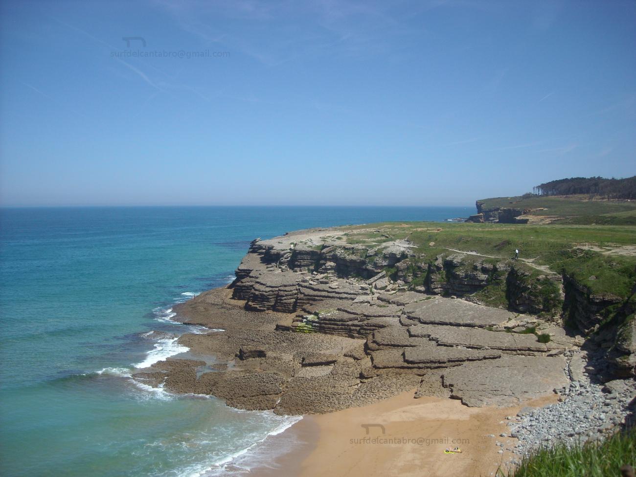 early coastline