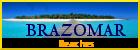 Brazomar, beaches
