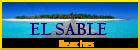 El Sable, beaches, Places