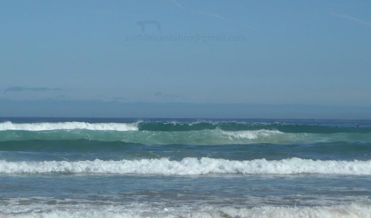 Azules. Cielo, olas, mar. Blue & Waves