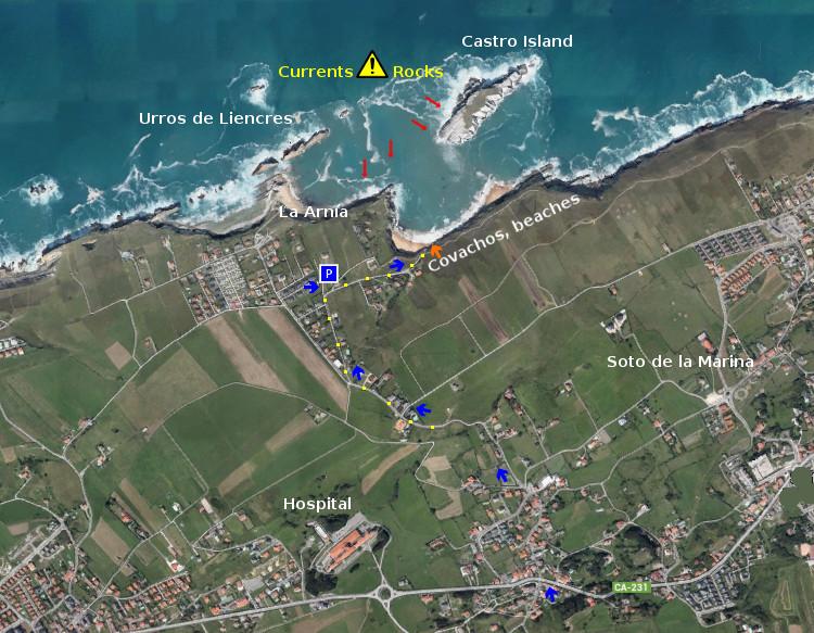 Access, Covachos
