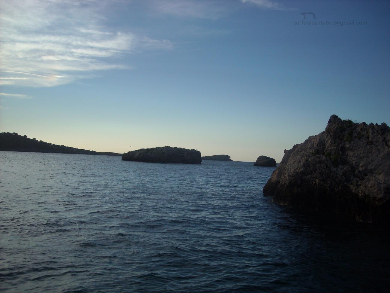 Rocks & Islands