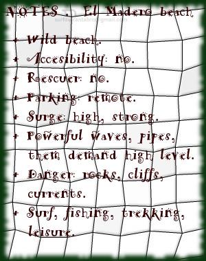 ElMadero, notes