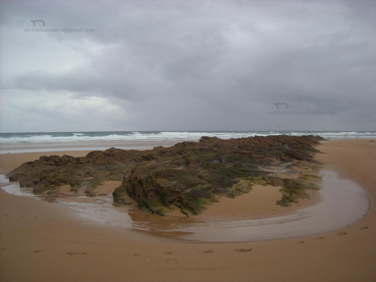 shore & rocks