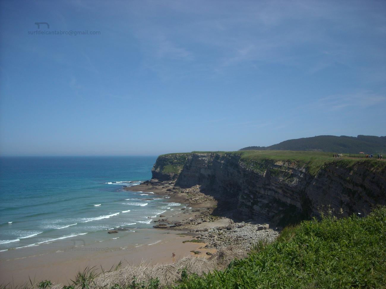 cliffs & shore